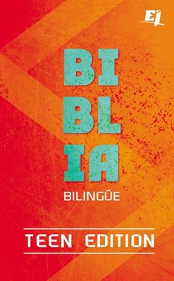 Biblia NVI/NIV Bilingüe - Teen Edition (Tapa Dura)
