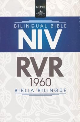 Biblia RVR1960/NVI Bilingue (Piel Especial)