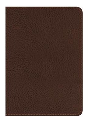 Santa Biblia NVI - Edición Regalo - Café marrón (Imitación Piel)