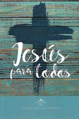 Biblia RVR1960 promesas Jesús para todos (Rustica)