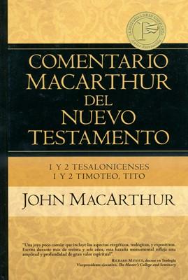 1y2 Tesalonicenses, 1y2 Timoteo, Tito (Tapa Dura) [Libro]