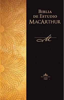 Biblia Estudio MacArthur (Tapa Dura)