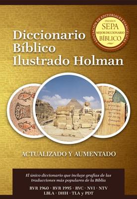 Diccionario Bíblico Ilustrado Holman Revisado y Aumentado (Tapa Dura)
