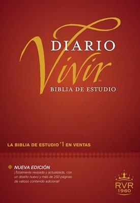 Biblia de Estudio Diario Vivir Nueva Edición (Tapa Dura)