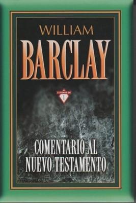 Comentario de Barclay al Nuevo Testamento 17 tomos en 1 (Tapa Dura) [Libro]