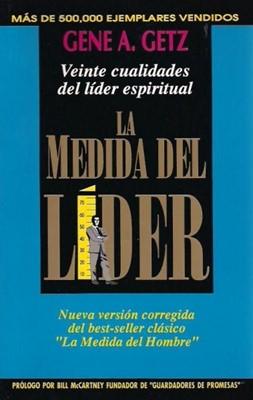 La Medida del Líder (Rústica) [Libro]