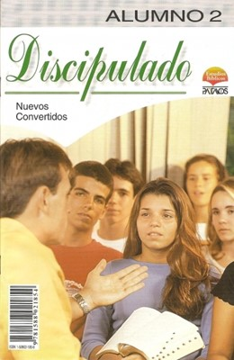 Nuevos Convertirdos - Discipulado Alumno 2 (Rústica) [Libro]