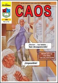 El Caos (Tapa Suave) [Revista]