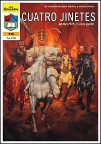 Los Cuatro Jinetes (Tapa Suave) [Revista]