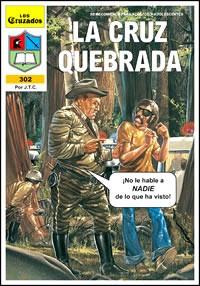 La Cruz Quebrada (Tapa Suave) [Revista]