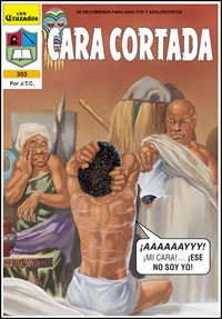 Cara Cortada (Tapa Suave) [Revista]