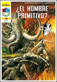 ¿El Hombre Primitivo? (Tapa Suave) [Revista]