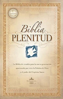 Biblia Plenitud Tapa Dura (Tapa Dura)