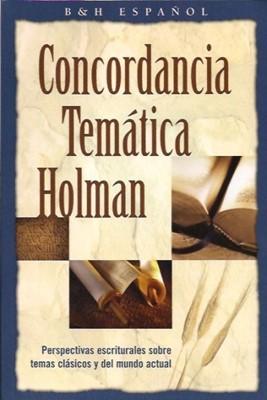 Concordancia Temática Holman (Rústica) [Libro]