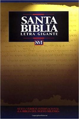 Santa Biblia Letra Gigante NVI