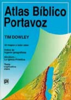 Atlas Bíblico Portavoz (Rústica) [Libro]