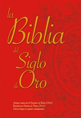 La Biblia del Siglo de Oro (Tapa Rústica)