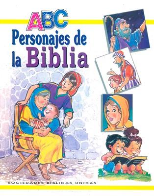 ABC Personajes de la Biblia (Rústica) [Libro]