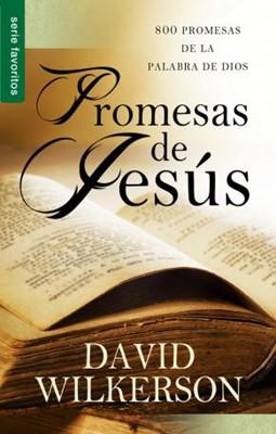 Promesas de Jesús (Tapa Suave) [Libro Bolsillo]