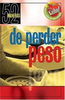 52 Maneras de perder Peso (Rústica) [Libro]