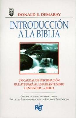 Introducción a la Biblia (Rústica) [Libro]