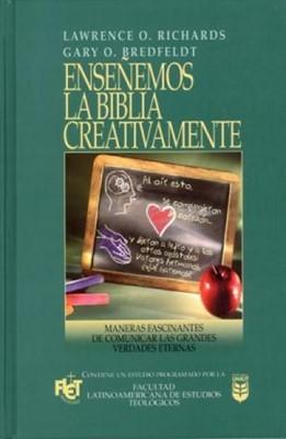 Enseñemos la Biblia Creativamente (Tela) [Libro]