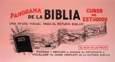 Panorama de la Biblia (Curso de Estudios) (Tapa Rústica) [Libro]