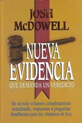 Nueva Evidencia que Demanda un Veredicto (Tapa Dura) [Libro]