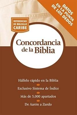 Concordancia de la Biblia (Rústica) [Libro]