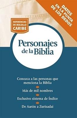 Personajes de la Biblia (Rústica) [Libro]