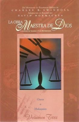 La Obra Maestra de Dios - Volumen Tres (Rústica) [Libro]