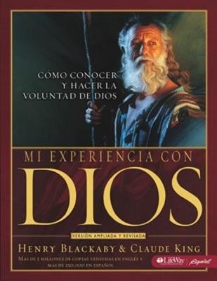 Mi Experiencia con Dios (Rústica) [Libro]