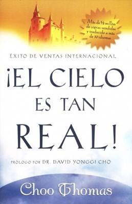 El Cielo es tan Real (Rústica) [Libro]