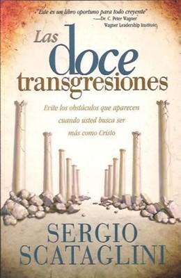 Las Doce Transgreciones (Rústica) [Libro]