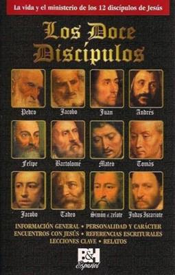 Los Doce Discípulos (Rústica) [Folleto]