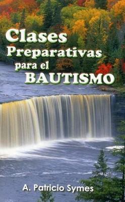 Clases preparativas para el Bautismo (Rústica)