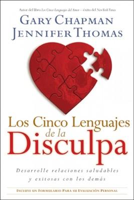 Los Cinco Lenguajes de la Disculpa (Tapa Dura) [Libro]