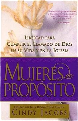 Mujeres de Propósito (Rústica) [Libro]