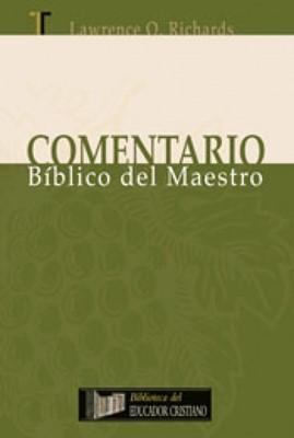 Comentario Bíblico del Maestro (Tapa Dura) [Libro]