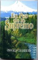En Pos de lo Supremo (Rustica) [Libro]