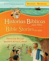 Historias Bíblicas para Niños / Bible Stories for Kids (Tapa Dura)