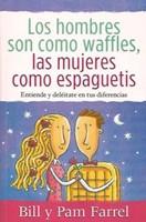 Los Hombres son como Waffles, las Mujeres como Espaguetis