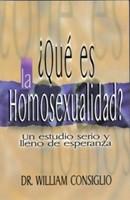 ¿Qué es la Homosexualidad?