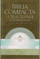 Biblia Compacta Letra Grande