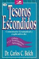 Tesoros Escondidos Vol.2 Galastas -1y2 Tesalonicenses - Apocalipsis