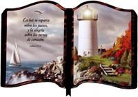 Cuadros en forma de Biblia BBR:0174