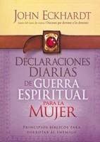 Declaraciones diaras de Guerra Espiritual para la Mujer