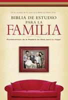 Biblia de Estudio para la Familia