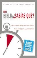 NVI Biblia ¿Sabías qué?