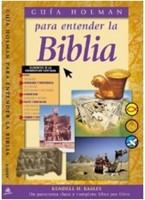 Guia Holman para entender La Biblia